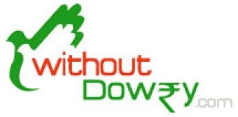 With out dowry