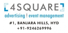4Square Advertising & Event management
